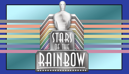 Features 12 Stars of the Rainbow