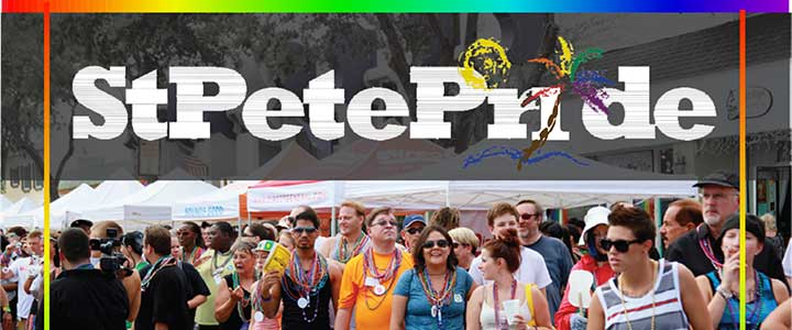 St Pete banner