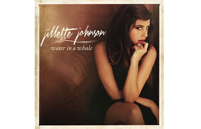 Jillette Johnson Album Cover
