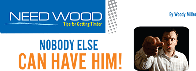 Need Wood: Gay Advice Column